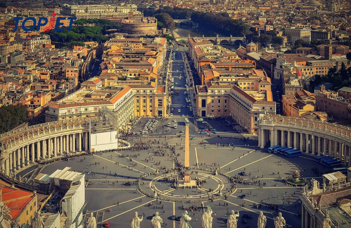 A charming weekend in the Eternal City